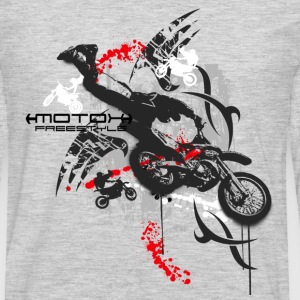 Motocycle - Men's Premium Long Sleeve T-Shirt