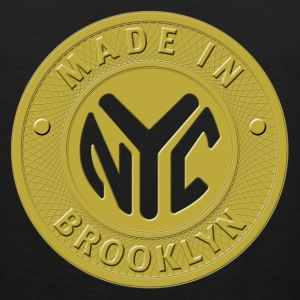 Brooklyn Subway Token - Men's Premium Tank