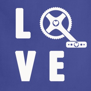 Love Cycling - Adjustable Apron