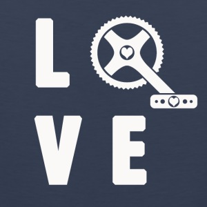 Love Cycling - Men's Premium Tank