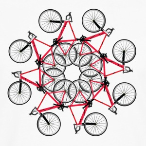 Bicycle cycle - Men's Premium Long Sleeve T-Shirt