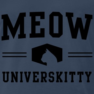 Meow Univer  Tanks - Men's Premium T-Shirt