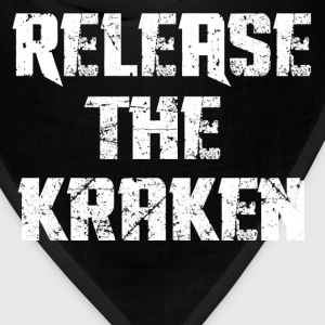 Release The Kraken T-Shirts - Bandana