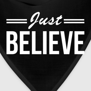 JUST BELIEVE Hoodies - Bandana