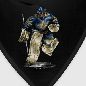 Hockey Goalkeeper T-Shirts - Bandana