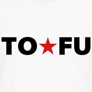 TOFU STAR T-Shirts - Men's Premium Long Sleeve T-Shirt