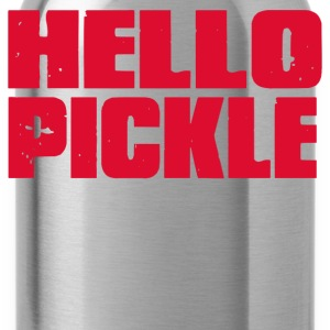 Shaun Of The Dead - Hello Pickle T-Shirts - Water Bottle