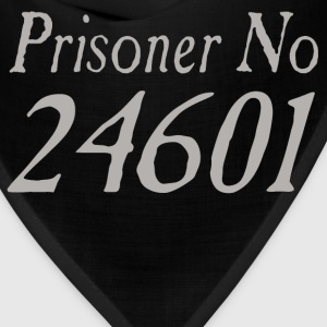 Les Miserables - Prisoner No 24601 T-Shirts - Bandana