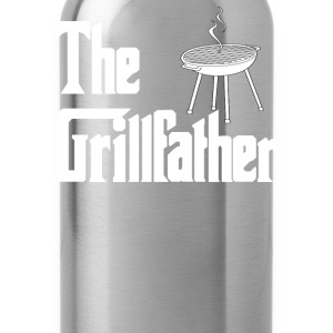The Grillfather T-Shirts - Water Bottle