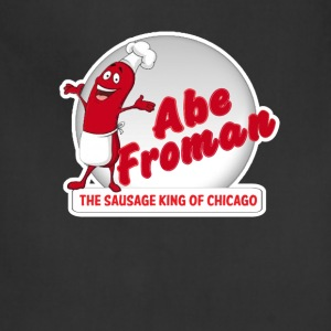 Abe Froman.  - Adjustable Apron