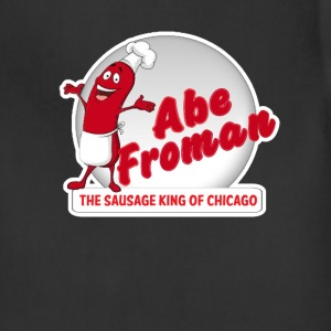 Abe Froman T-Shirts - Adjustable Apron