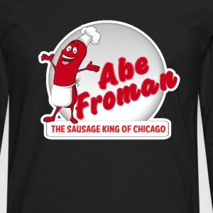 Abe Froman T-Shirts - Men's Premium Long Sleeve T-Shirt