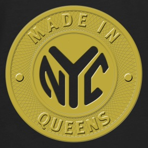 Made in NYC Queens Apron - Men's Premium Long Sleeve T-Shirt