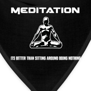 Meditation T-Shirts - Bandana