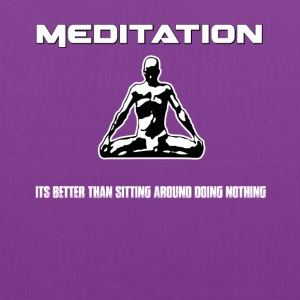 Meditation T-Shirts - Tote Bag