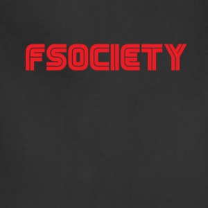 F Society. T-Shirts - Adjustable Apron