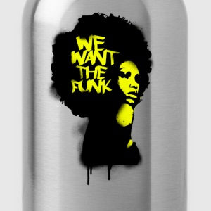 The Funk. T-Shirts - Water Bottle