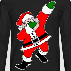Dab Santa Claus Kids' Shirts - Men's Premium Long Sleeve T-Shirt