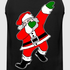 Dab Santa Claus Kids' Shirts - Men's Premium Tank