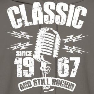 Classic Since 1967 Long Sleeve Shirts - Men's Hoodie