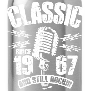 Classic Since 1967 Long Sleeve Shirts - Water Bottle