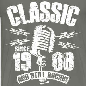 Classic Since 1968 Long Sleeve Shirts - Men's Premium T-Shirt