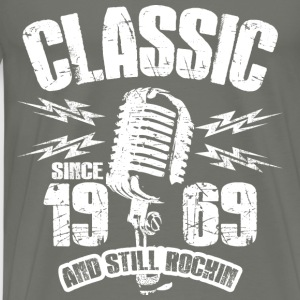 Classic Since 1969 Long Sleeve Shirts - Men's Premium T-Shirt