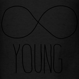 Forever Young Tanks - Men's T-Shirt