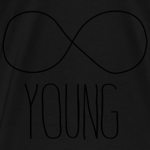 Forever Young Tanks - Men's Premium T-Shirt