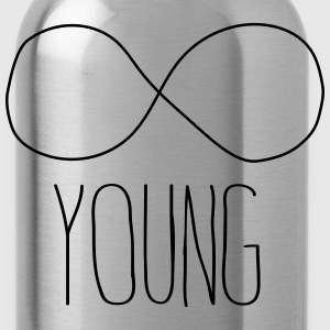 Forever Young T-Shirts - Water Bottle