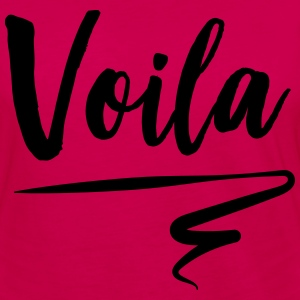 Voila T-Shirts - Women's Premium Long Sleeve T-Shirt