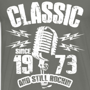 Classic Since 1973 Long Sleeve Shirts - Men's Premium T-Shirt