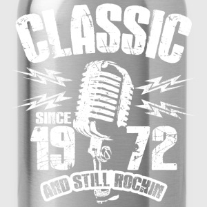Classic Since 1972 Long Sleeve Shirts - Water Bottle
