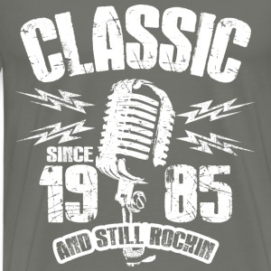 Classic Since 1985 Long Sleeve Shirts - Men's Premium T-Shirt