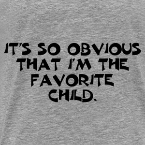 FAVORITE CHILD Hoodies - Men's Premium T-Shirt