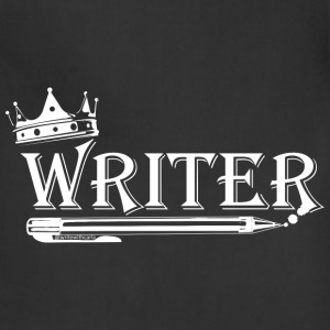 Writer's Crown - Adjustable Apron