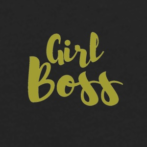 Girl Boss - Men's Premium Long Sleeve T-Shirt