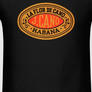 New La Flor De Cano Cuban Cigar Havana Cuba - Men's T-Shirt