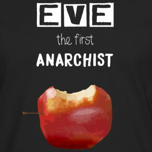 Eve the first anarchist - Men's Premium Long Sleeve T-Shirt