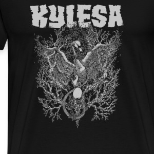 Kylesa (Black Swans Of Ash) - Men's Premium T-Shirt