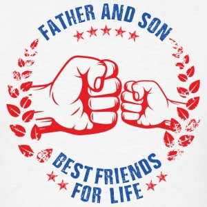 Father and Son best friends for life  Sportswear - Men's T-Shirt