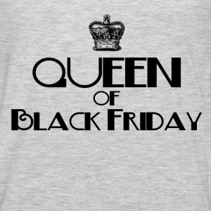 QUEEN OF BLACK FRIDAY T-Shirts - Men's Premium Long Sleeve T-Shirt