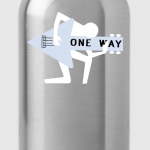1 way music player - Water Bottle