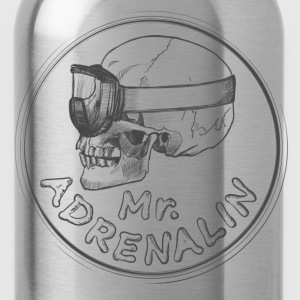 Mr. Adrenalin T-Shirts - Water Bottle