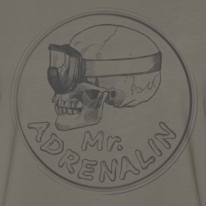 Mr. Adrenalin T-Shirts - Men's Premium Long Sleeve T-Shirt
