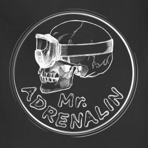 Mr. Adrenalin T-Shirts - Adjustable Apron