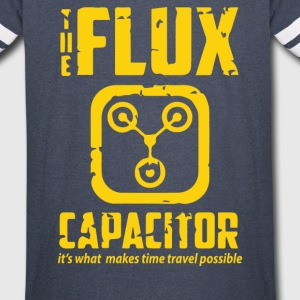 Back To The Future Inspired Flux Capacitor - Vintage Sport T-Shirt