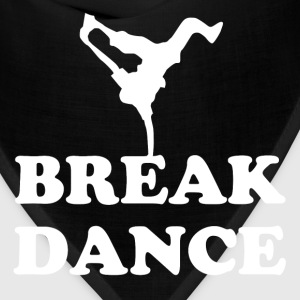 BREAK DANCE 123.png T-Shirts - Bandana