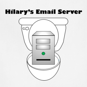 Hilary's Email Server - Adjustable Apron