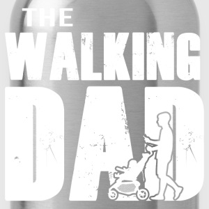 Father's Day - The Walking Dad T-Shirts - Water Bottle